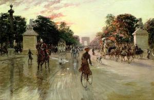 The-Champs-Elysees-Paris-xx-Georges-Stein